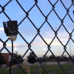 Contact Mic Recording – Chain Link Fence